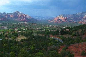Sedona - End picture